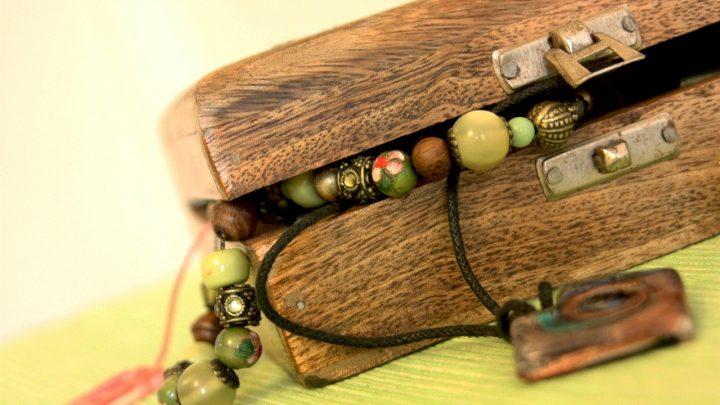 Une attention particulière pour ses bijoux avec la boîte à bijoux
